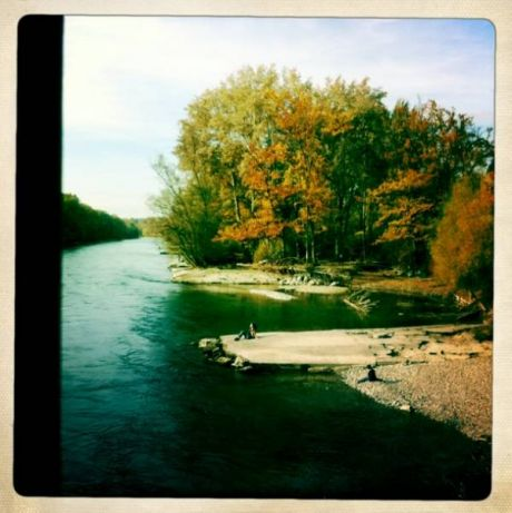 Nice autumn