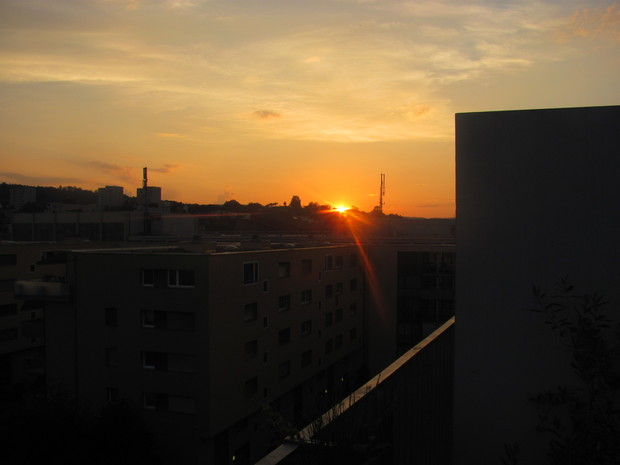 Altstetten Sunset