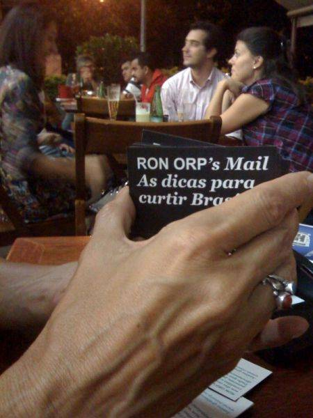 Happy hour do Ron