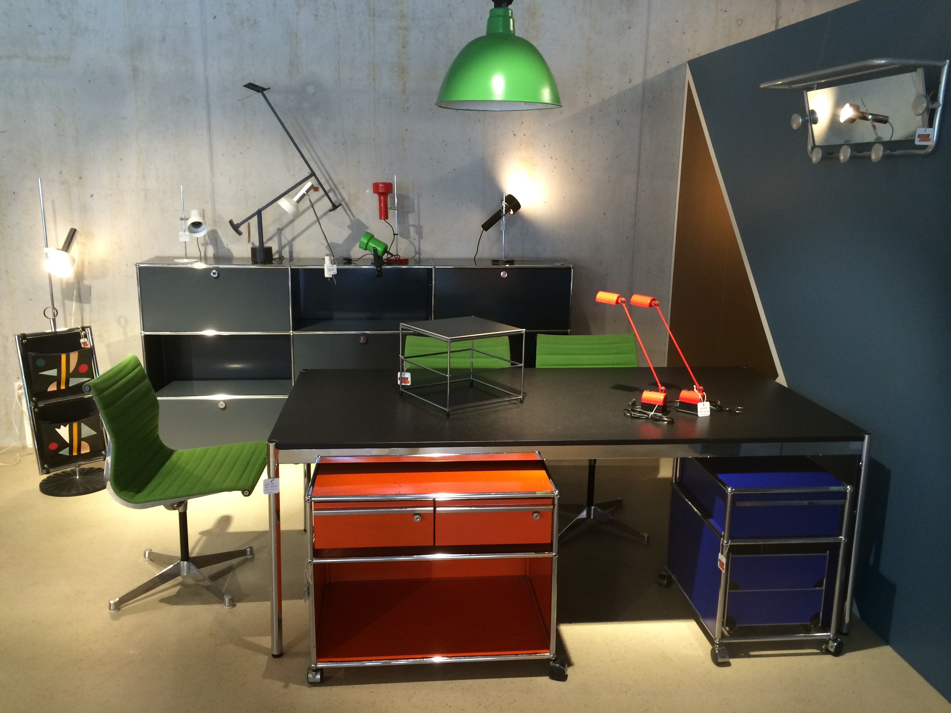 Vintage Design Möbel Neues Leben Eingehaucht Second Hand Möbel In