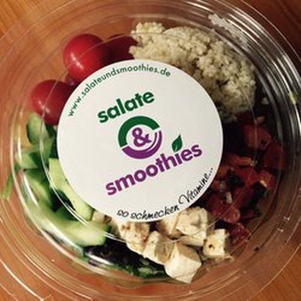 Salate & Smoothies: So schmecken Vitamine...