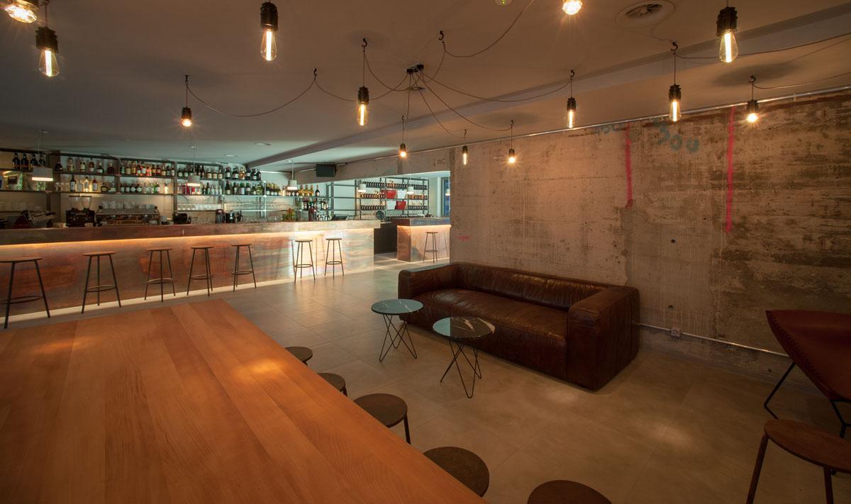 Balboa bar gym bars kneipen in zürich ron orp