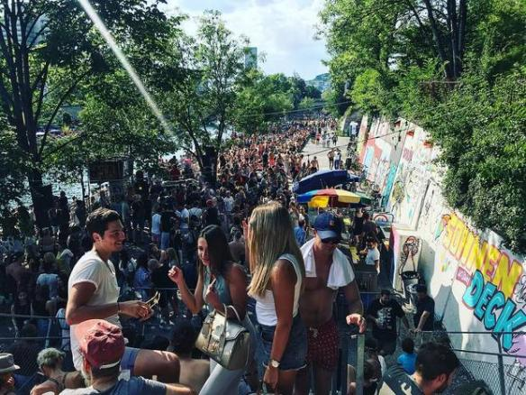 Festival: They're Letten Us Party, We Hope