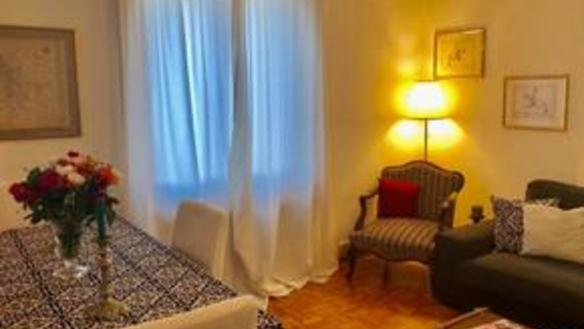 Beautiful furnished 3-room apartment to sublet