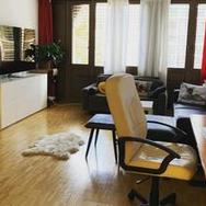 Central 2.5 room charming furnished flat in Stauffacher available from Dec 15 for max. 3 months