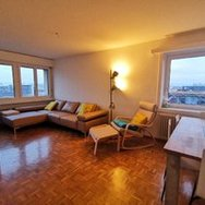 2 bedroom apartment available immediately - 1500 CHF/month